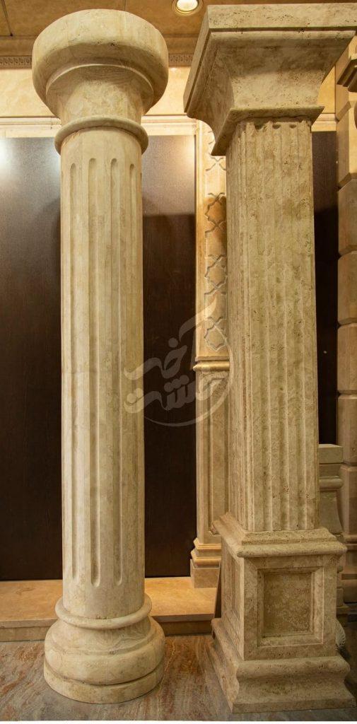 ستون سنگی | سنگ خشت آخر (۸)
